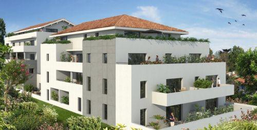 r sidence les terrasses de lauga programme pinel bayonne 64 immobilier pyr n es atlantiques. Black Bedroom Furniture Sets. Home Design Ideas